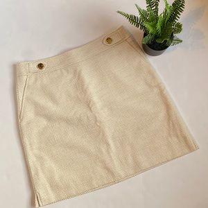 NWOT Ann This mini skirt